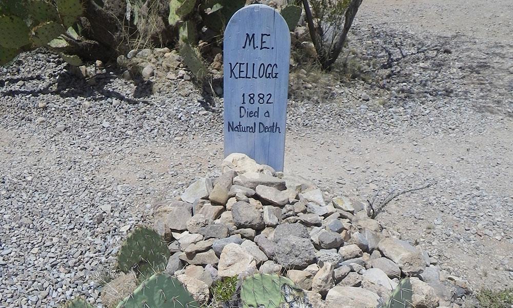 Miles Kellogg natural death true west magazine