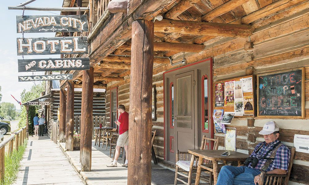 Ultimate Historic Travel Guide Great Basin Rocky Mountains True West Magazine