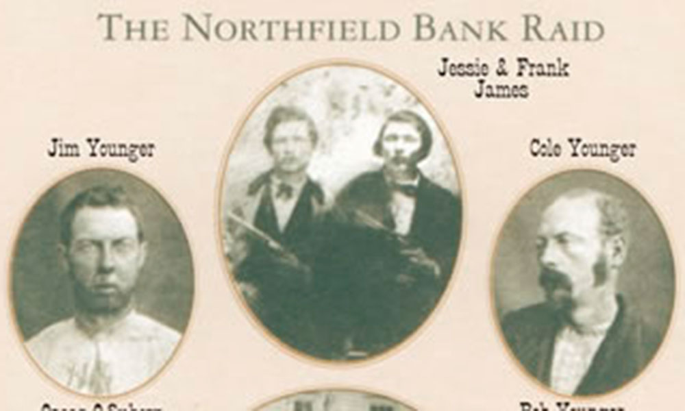 Northfield gang James Younger Gang True West Magazine
