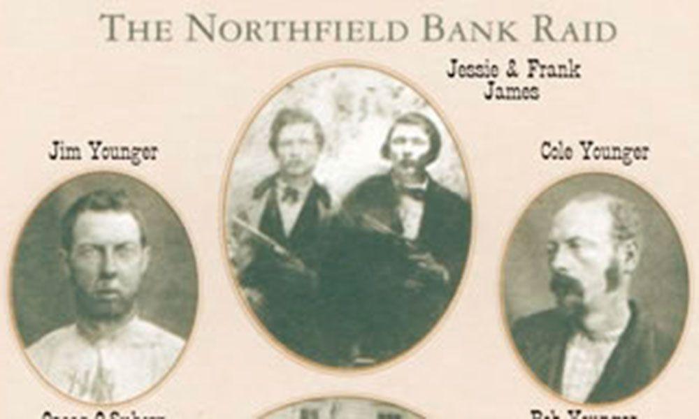 Northfield gang James Younger Gang True West Magazine