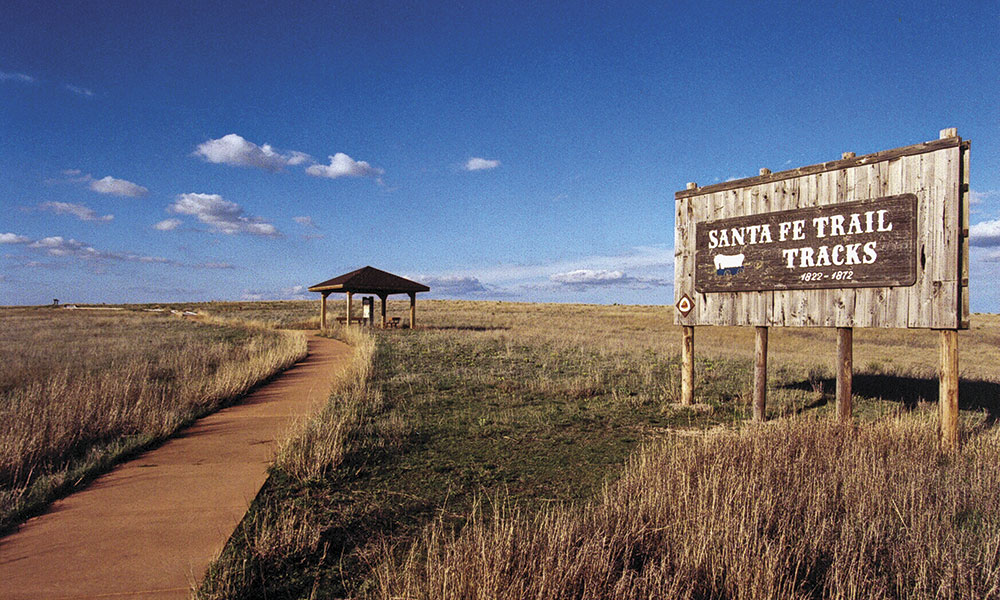 Bent Brothers Santa Fe National Historic Trail True West Magazine