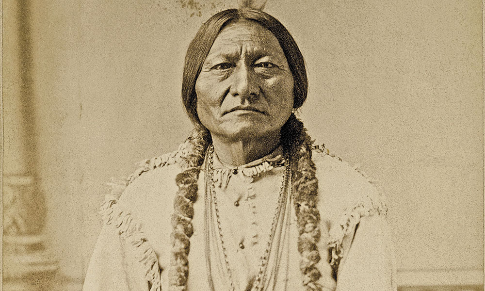 Sitting Bull's Crucifix True West Magazine