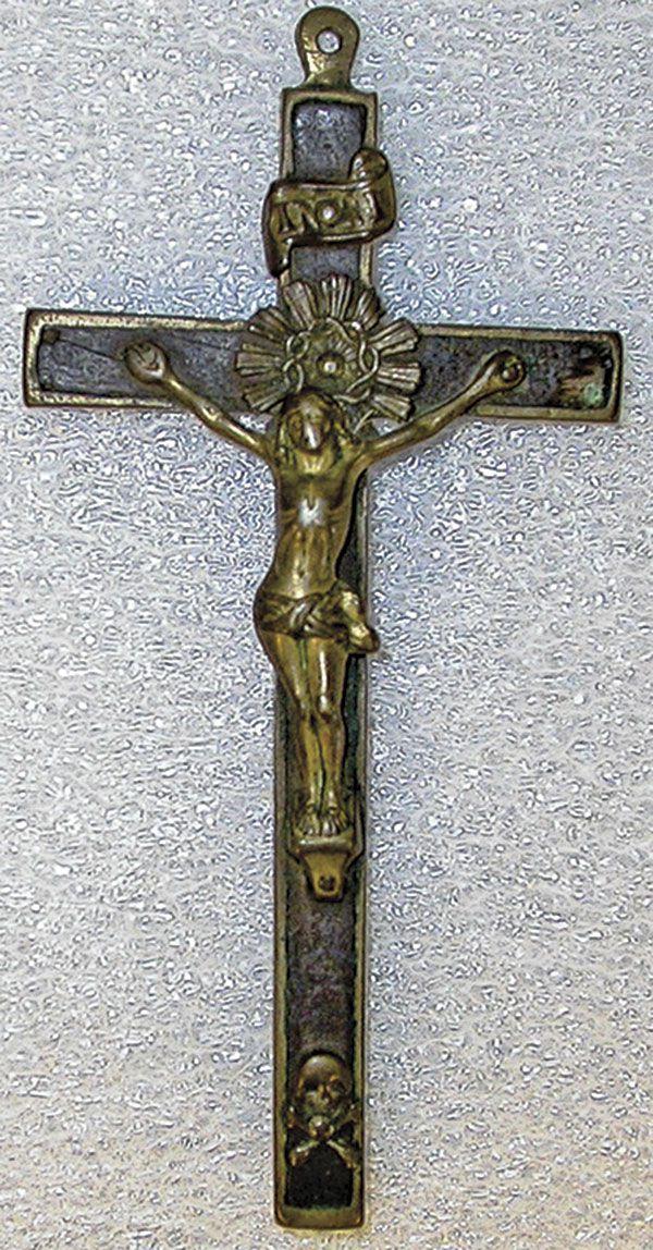 Sitting Bull's Crucifix True West Magazine