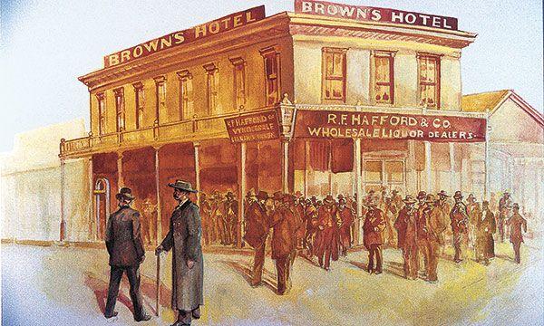 Doc Holliday Tombstone Gunfight True West Magazine
