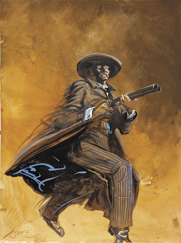 Doc Holliday Tombstone Gunfight True West Magazine