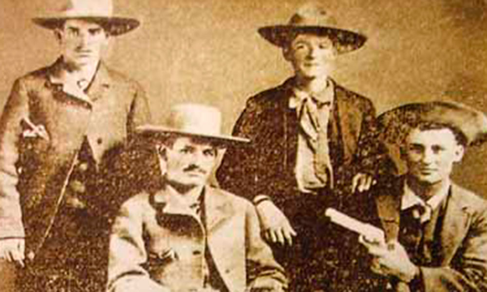 The Collins Gang True West Magazine