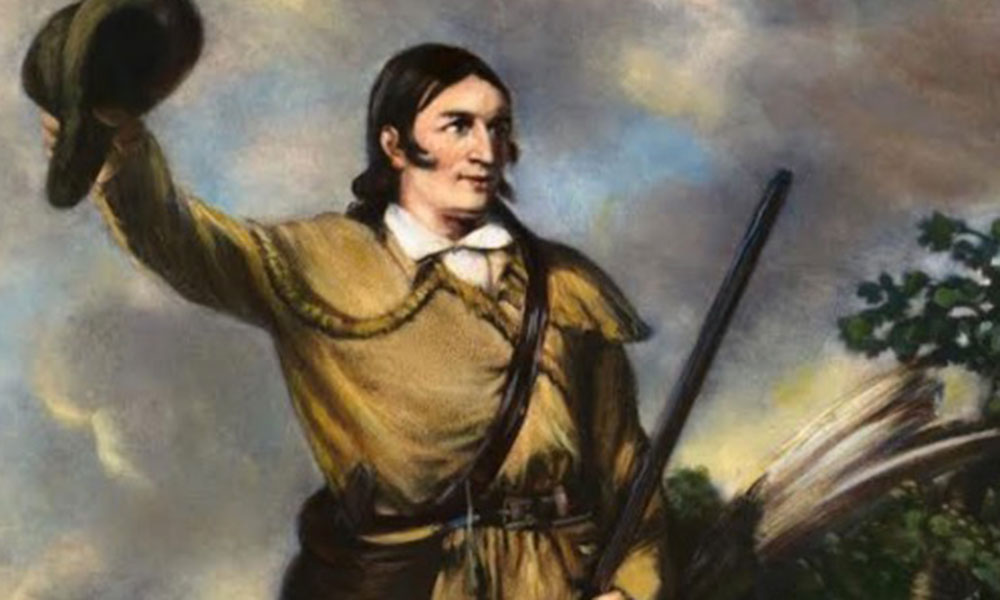 Davy Crockett true west blog