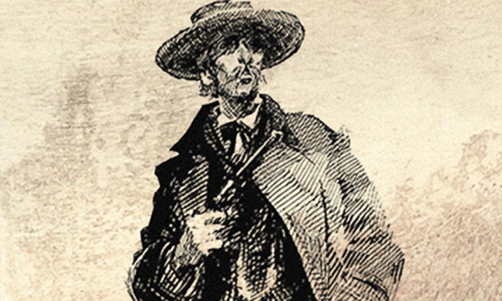 doc holliday classic gunfights true west magazine