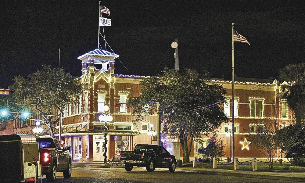 Kingsville Texas western towns true west magazine