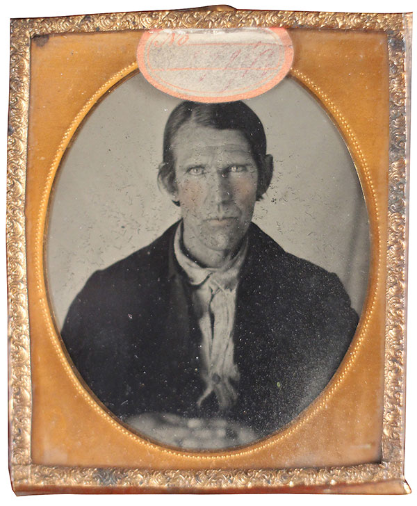 captured and exposed portrait book john fight 1858