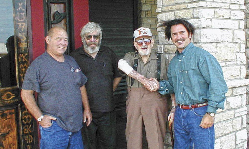 John Fusco The Highwaymen True West Magazine