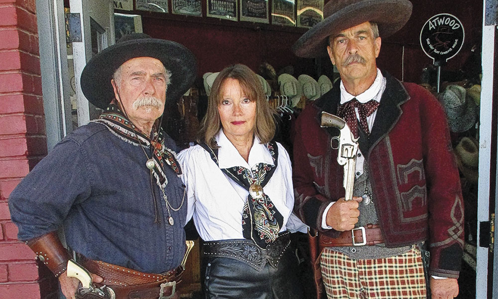 tombstone western classic reunion true west magazine