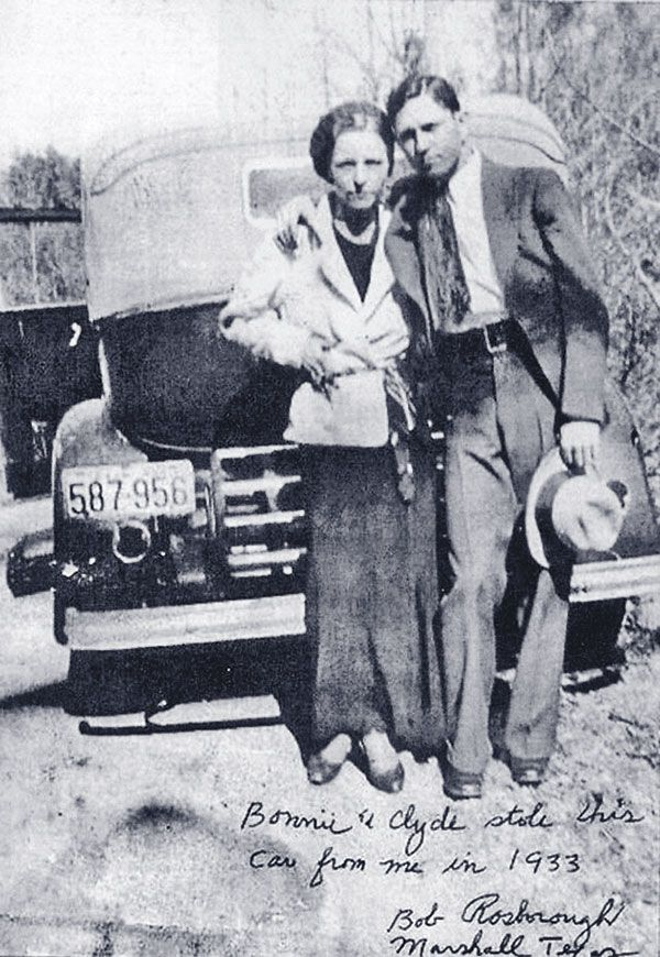 bonnie and clyde true west magazine