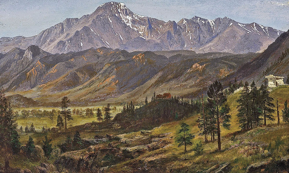 Lt. Zebulon Pike's Peak True West Magazine