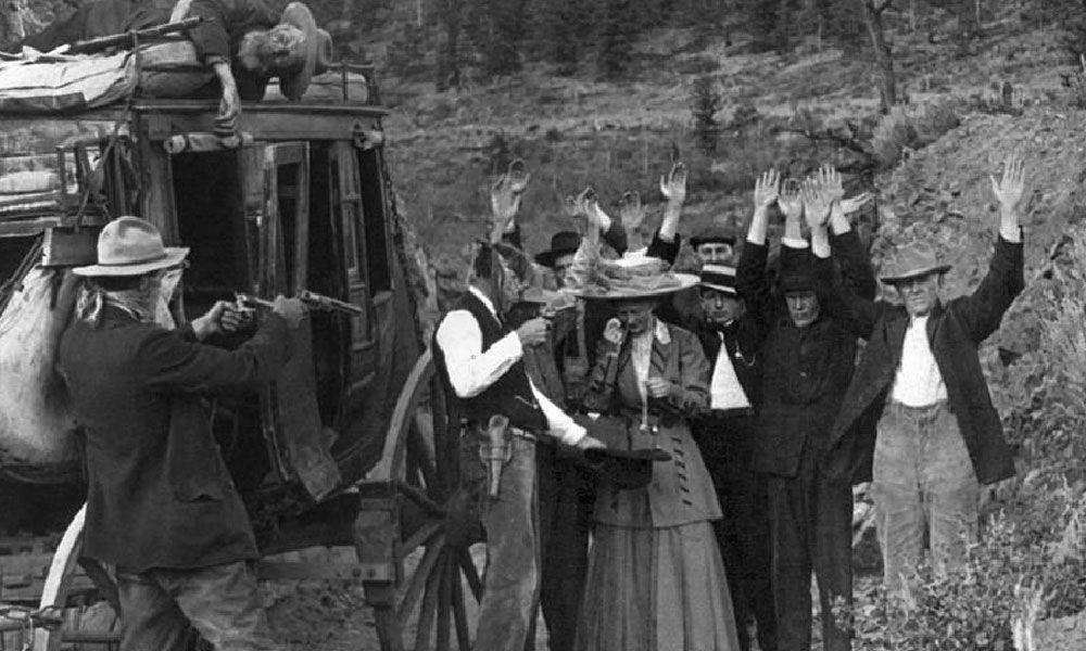 Stagecoach robberies true west magazine