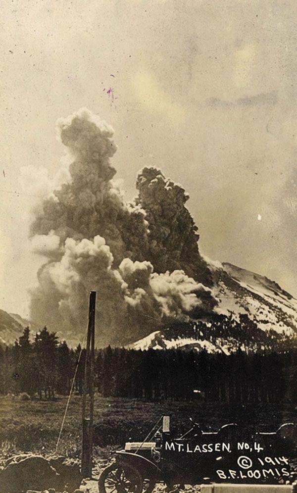 Lance Graham volcano eruption true west magazine