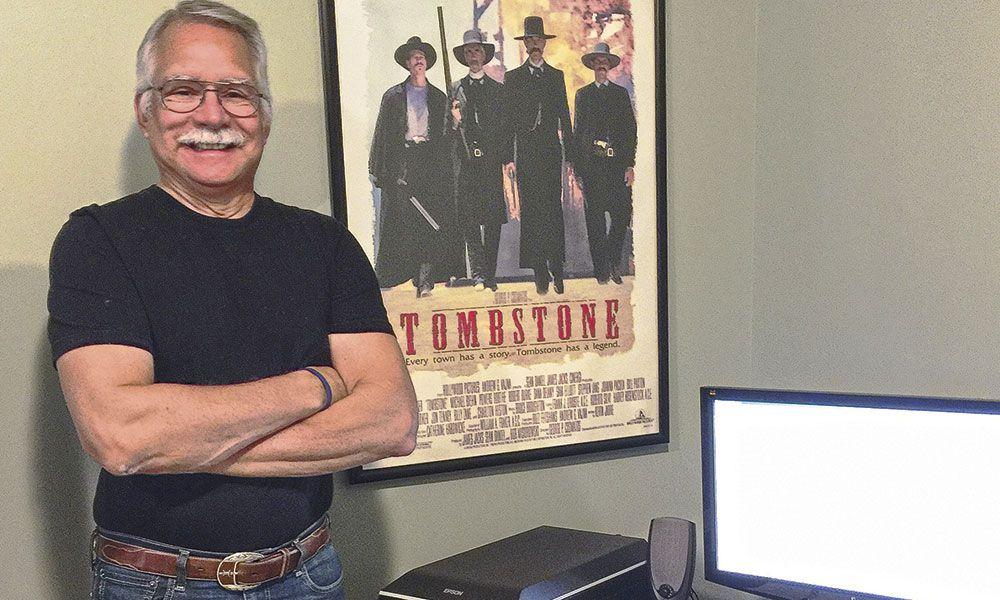 John Farkis Author True West Magazine