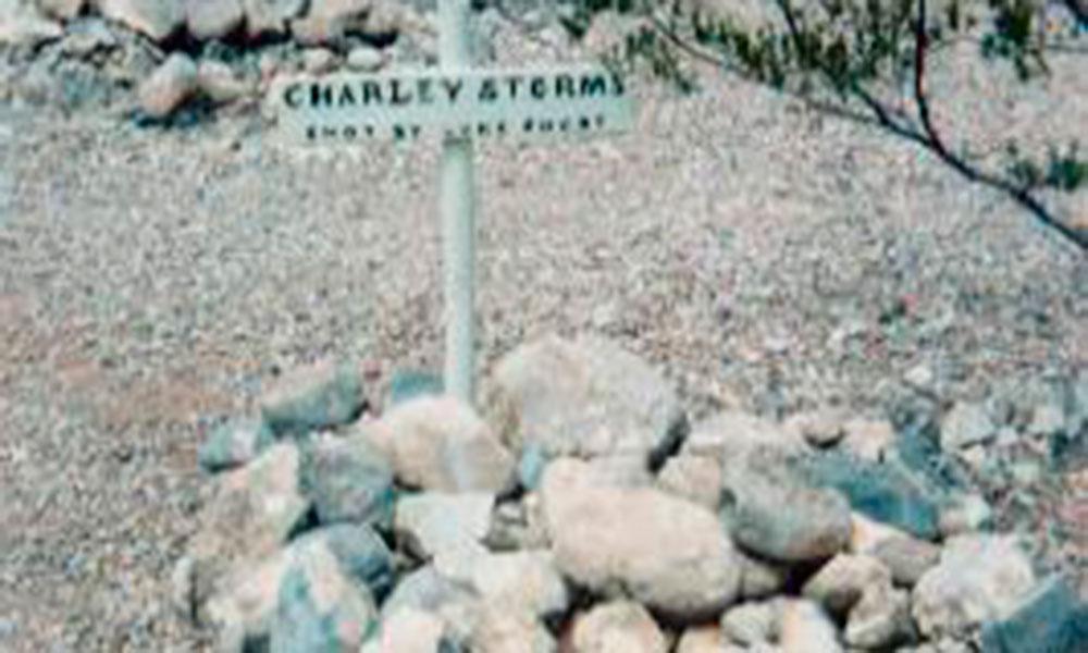 Charlie Storms true west magazine