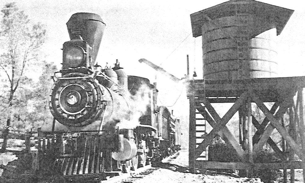 steam engine water tank true west magazine
