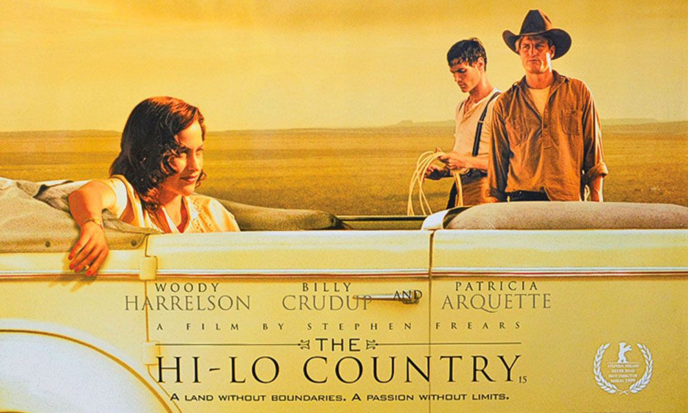 woody harrelson billy crudup patricia arquette hi lo country max evans true west magazine