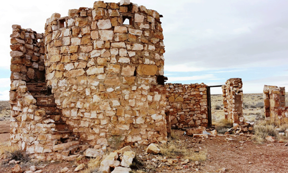 Navajo Apache Massacre Cave Canyon Diablo Marshall Trimble True West Magazine