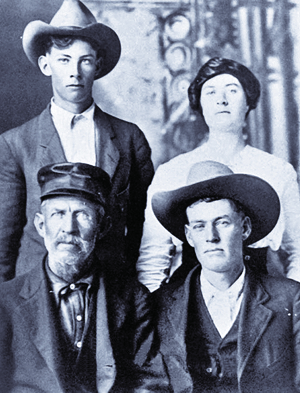 frank hamer family photo texas ranger true west magazine