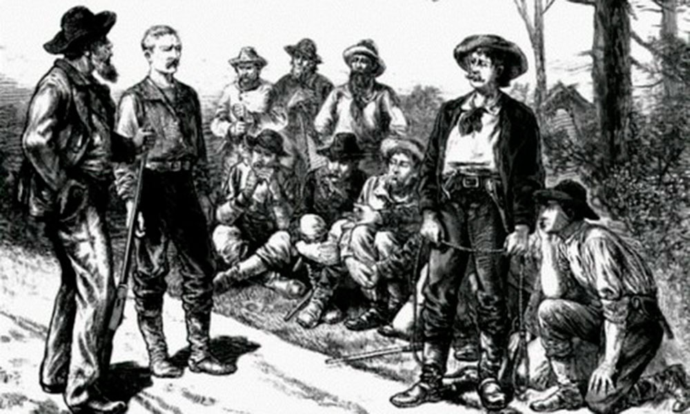 Texas vigilantes true west magazine abolitionist