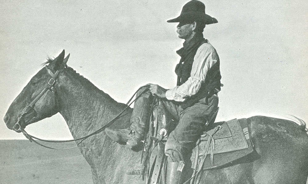 old west cowboy true west magazine