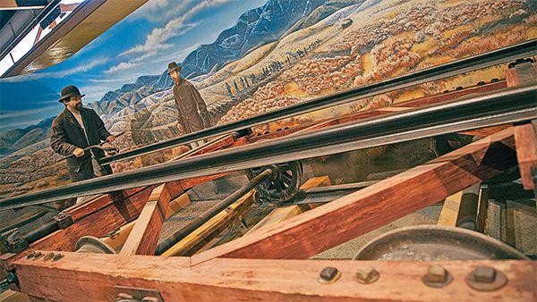 nevada state railroad museum carson city central pacific railroad exhibit true west magazine