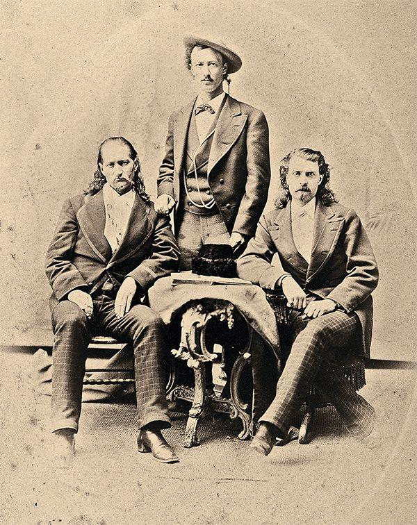 texas jack buffalo bill wild bill hickok scouts of the plains true west magazine