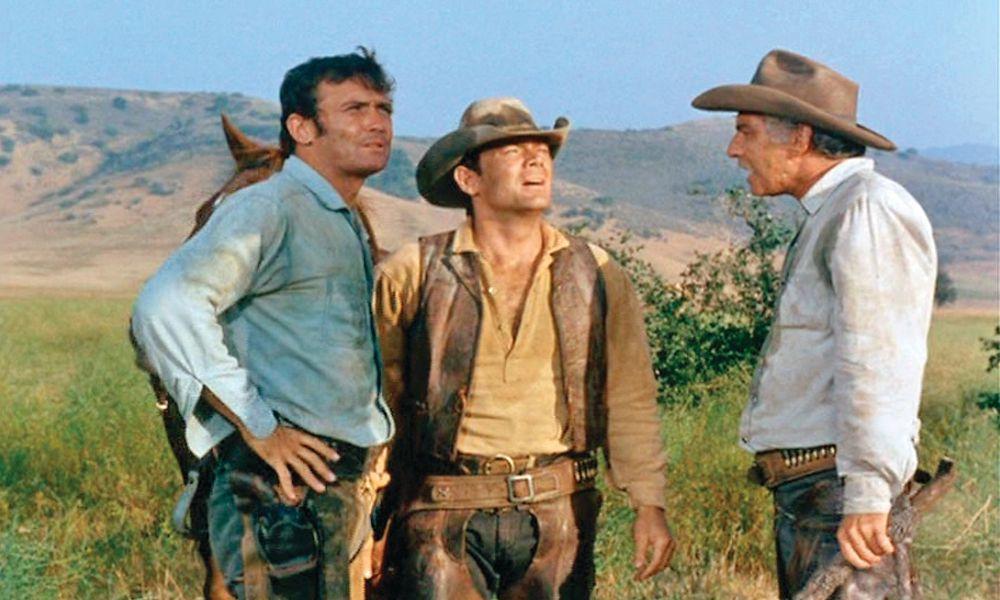 gunsmoke cast allen case tom simcox morgan woodward actors cbs true west magazine