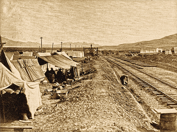 chinese camp transcontinental railroad browns station true west magazine