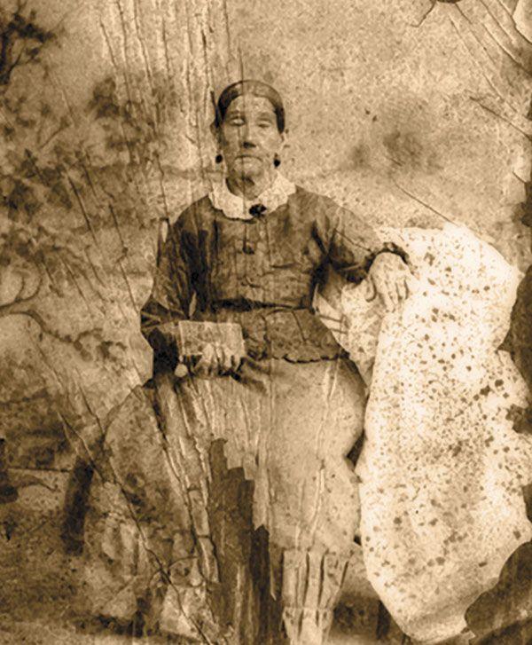 women alamo true west magazine