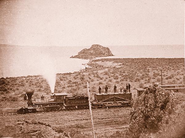 salt lake monument point sacramento alfred a hart railroad train true west magazine