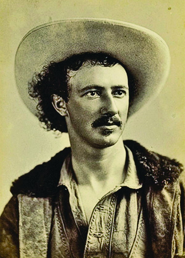 texas jack omohundro headshot black and white sepia true west magazine