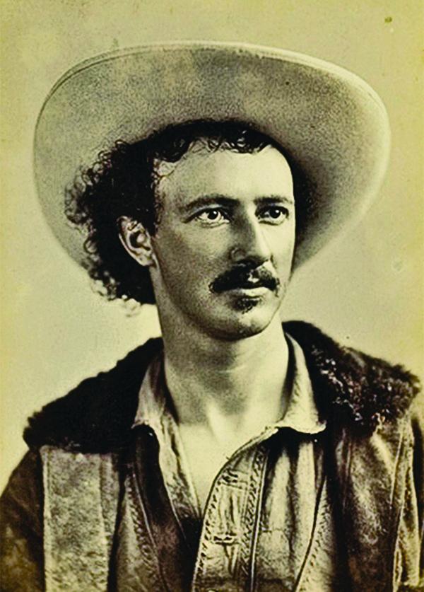 texas jack omohundro headshot black and white sepia true west magazine