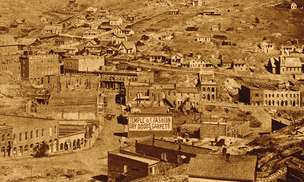 central city colorado historical photograph true west magazine