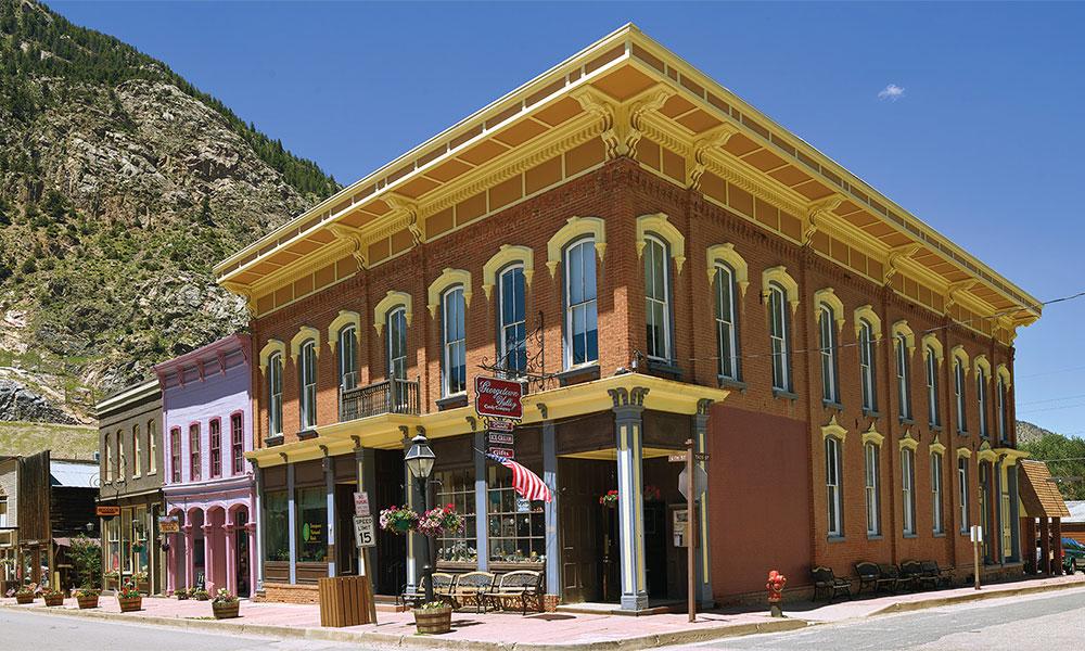 historic downtown georgetown colorado true west magazine