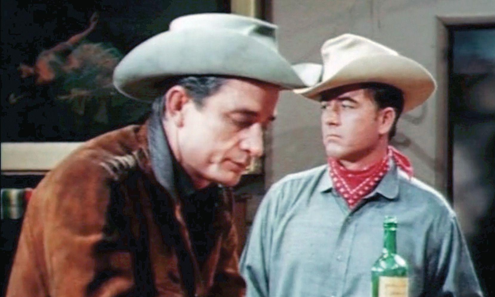 the forsaken westerns johnny cash dickie jones the night rider true west magazine