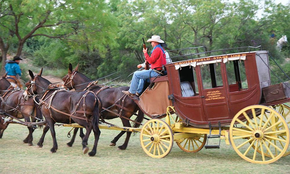 fort griffith fandango butterfield overland stage line true west magazine