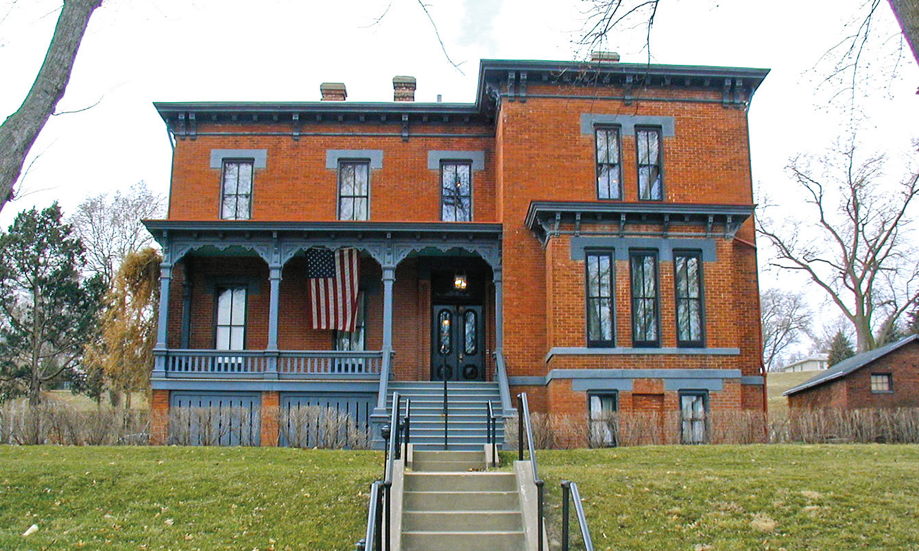 general crook house omaha nebraska true west magazine