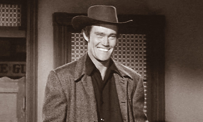 chuck connors the frontier movie pilot the forsaken westerns true west magazine