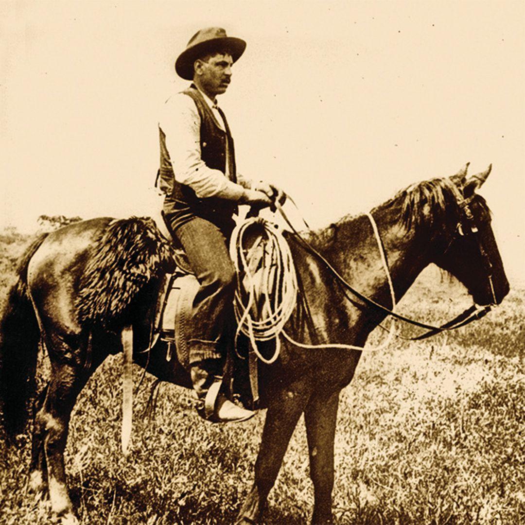 zip wyatt on a horse true west magazine
