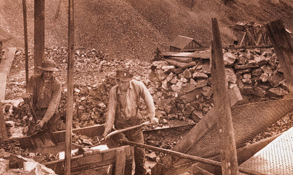 cripple creek miners true west magazine