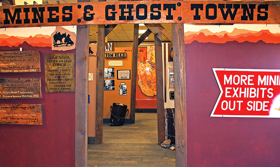 kingmans mojave museum of history and arts arizona true west magazine