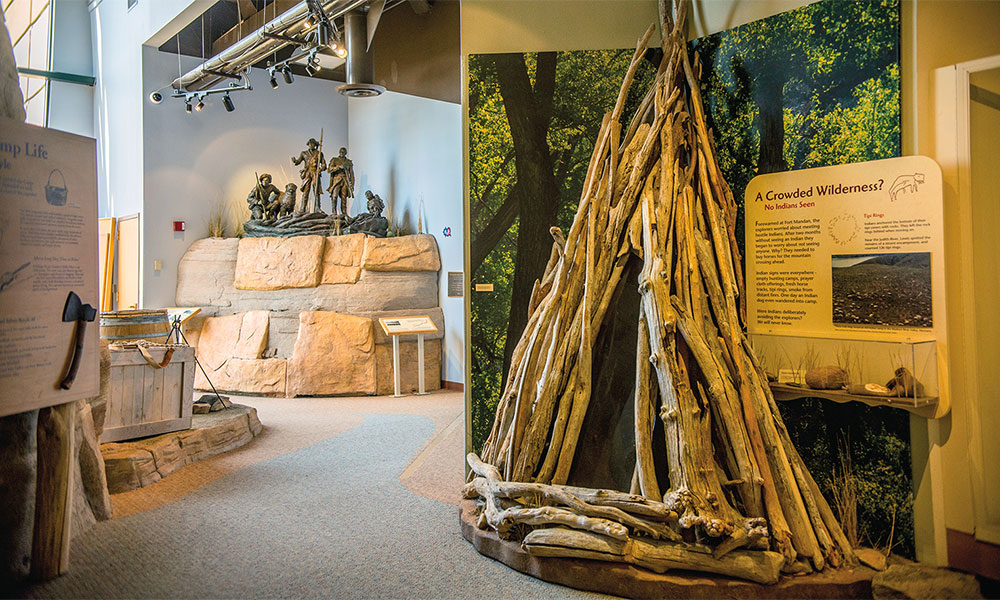 lewis and clark national historic trail interpretive center great falls montana true west magazine