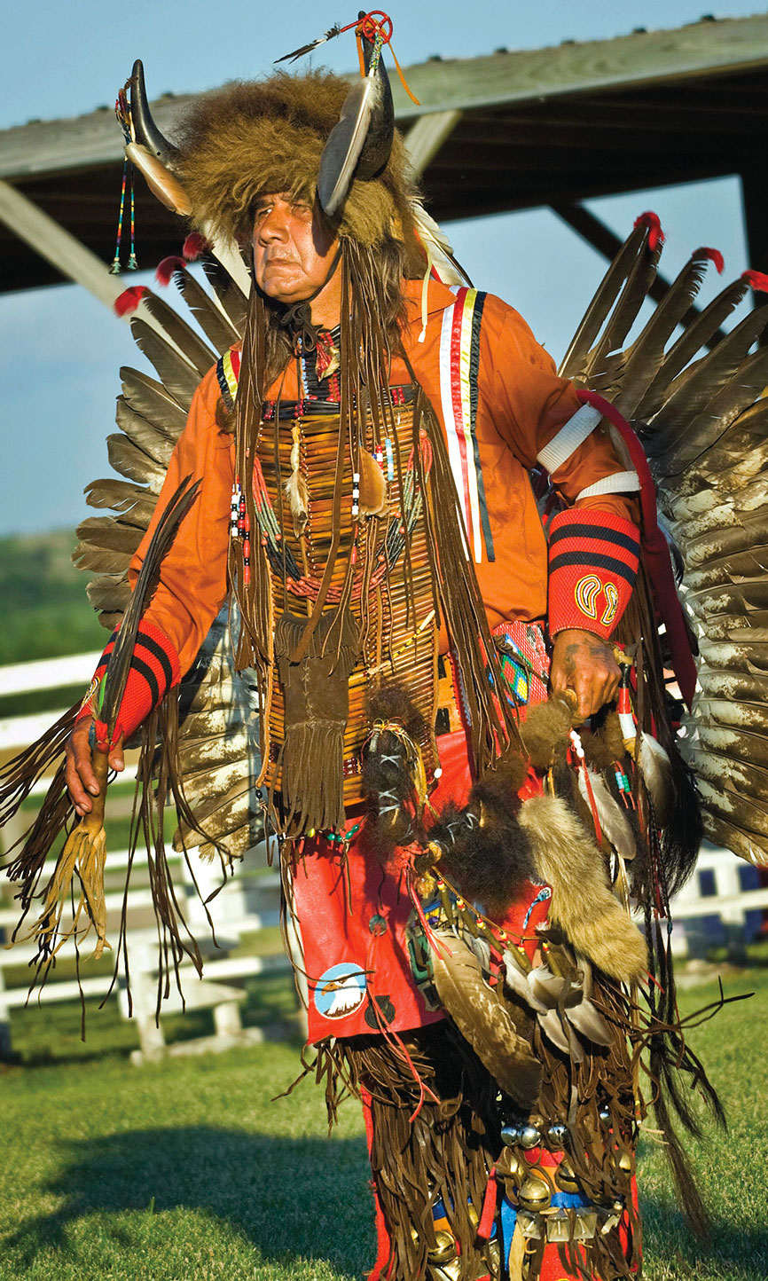 ponca indian tribe of nebraska dancer true west magazine