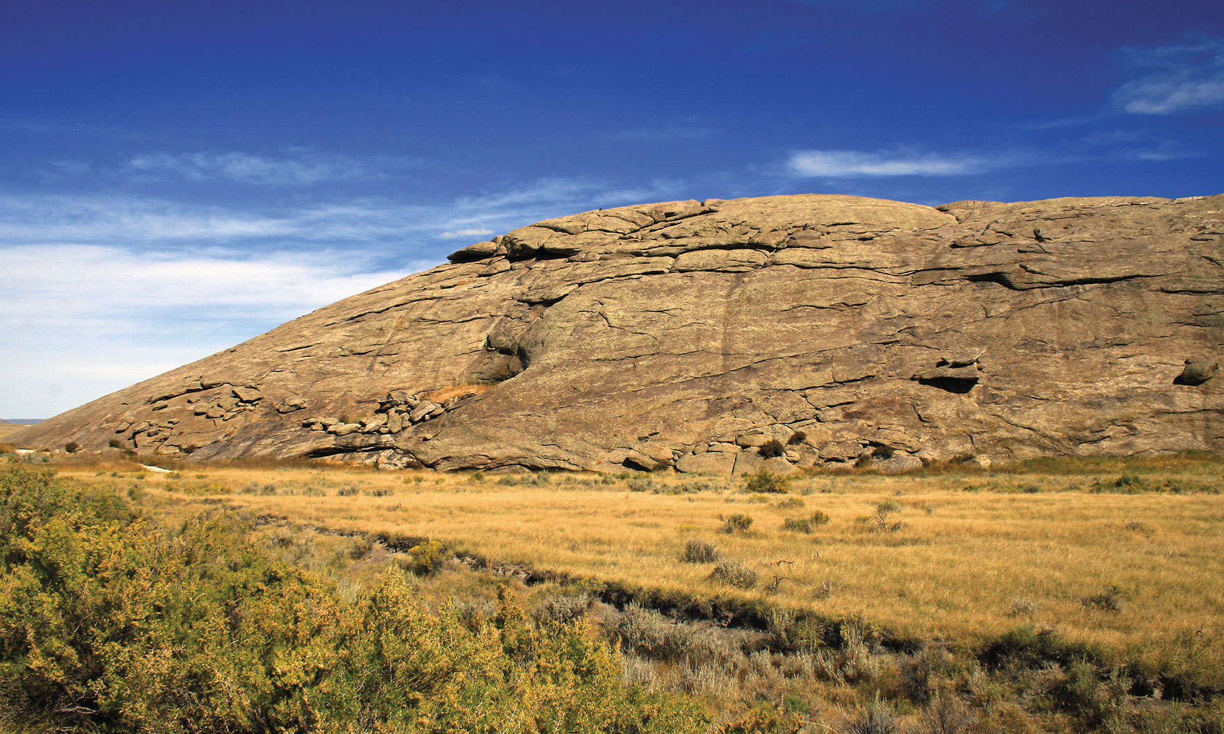 independence rock wyoming true west magazine