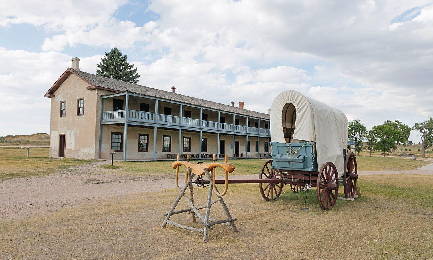fort laramie national historical site wyoming true west magazine