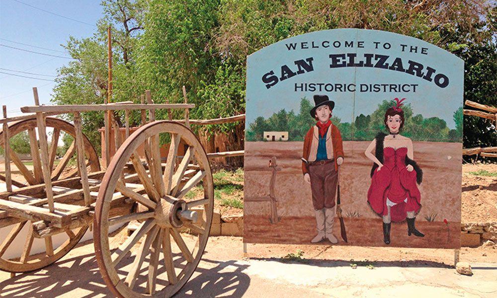 san elizario texas welcome sign true west magazine